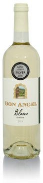 Don Angel Blanco 2014
